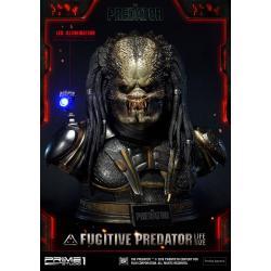 Predator 2018 Busto 1/1 Fugitive Predator 76 cm - Imagen 1