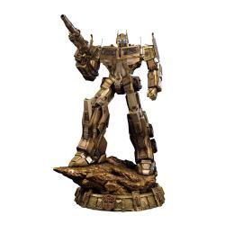 Transformers Generation 1 Estatua Optimus Prime Gold Version 61 cm - Imagen 1