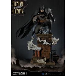 Batman Arkham Origins Estatua 1/5 Gotham By Gaslight Batman Black Version 57 cm - Imagen 1