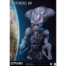 Independence Day Contraataque Busto 1/1 Alien 81 cm - Imagen 1