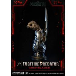 Predator 2018 Busto 1/1 Fugitive Predator Wristblades 74 cm - Imagen 1