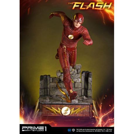 The Flash Estatua Flash 69 cm - Imagen 1