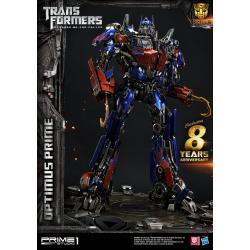 Transformers 2 Estatua Optimus Prime & Optimus Prime Exclusive 73 cm Surtido (3) - Imagen 1