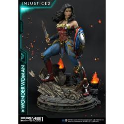 Injustice 2 Estatua 1/4 Wonder Woman 52 cm - Imagen 1
