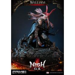 Nioh Estatua 1/4 William Deluxe Ver. 61 cm - Imagen 1