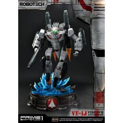 Robotech Estatua VF-1J Officer's Veritech Battloid Mode 52 cm - Imagen 1