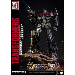 Transformers Generation 1 Estatua Nemesis Prime 58 cm - Imagen 1