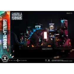 Godzilla vs. Kong Diorama Godzilla vs. Kong Final Battle 80 cm - Imagen 1