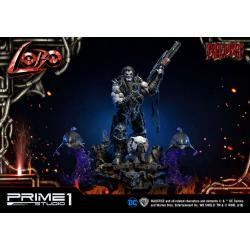 Injustice Gods Among Us Estatua 1/3 Lobo Deluxe Version 98 cm - Imagen 1