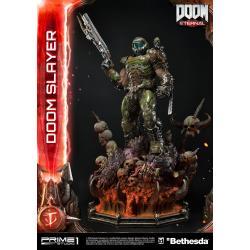 Doom Eternal Estatua Doom Slayer 108 cm - Imagen 1