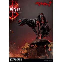 Berserk Estatua 1/4 Beast Of Casca's Dream 65 cm - Imagen 1
