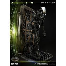Aliens Estatua Museum Art / Decoración de pared Alien Big Chap Action Deluxe Version 88 cm - Imagen 1