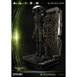 Aliens Estatua Museum Art / Decoración de pared Alien Big Chap 88 cm - Imagen 1