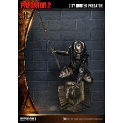 Predator 2 Decoración de pared 3D City Hunter Predator 79 cm - Imagen 1