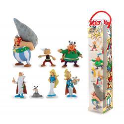 Astérix el Galo Pack de 7 Minifiguras Characters 4 - 10 cm - Imagen 1