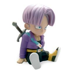 Dragon Ball Hucha Chibi Trunks 15 cm - Imagen 1