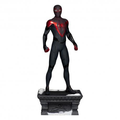 Marvel's Spider-Man: Miles Morales Estatua 1/3 Spider-Man: Miles Morales 75 cm - Imagen 1