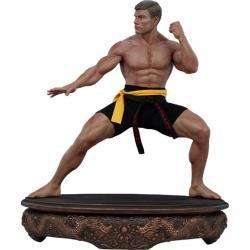 Jean-Claude Van Damme Estatua 1/3 Jean-Claude Van Damme: Shotokan Tribute 57 cm - Imagen 1