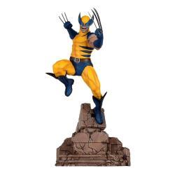 Marvel Future Fight Video Game Estatua PVC 1/10 Wolverine 22 cm - Imagen 1