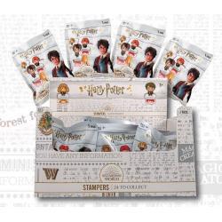 Harry Potter Sellos Series 1 Expositor (24) - Imagen 1