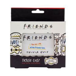 Friends Juego de Cartas Trivia Quiz 2nd Edition *Edición Inglés* - Imagen 1