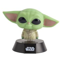 Star Wars The Mandalorian lámpara 3D Icon The Child - Imagen 1