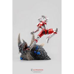 Ultraman Estatua 1/4 Ultraman vs Black King 61 cm - Imagen 1