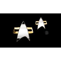 Star Trek: Voyager Set de Chapa & Pin - Imagen 1