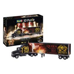 Queen Puzzle 3D Truck & Trailer - Imagen 1