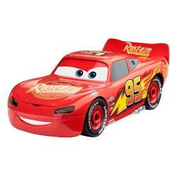 Cars Maqueta Junior Kit con luz y sonido 1/20 Lightning McQueen - Imagen 1