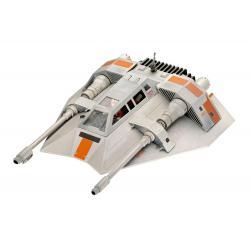 Star Wars Maqueta 1/29 Snowspeeder - 40th Anniversary 19 cm - Imagen 1