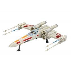 Star Wars Maqueta 1/57 X-wing Fighter 22 cm - Imagen 1