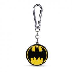 Batman Llaveros 3D Logo 4 cm Caja (10) - Imagen 1