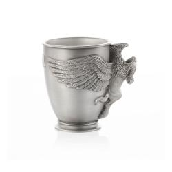 Harry Potter Taza Espresso Pewter Collectible Hippogriff - Imagen 1