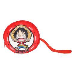 One Piece Llavero Monedero Luffy - Imagen 1