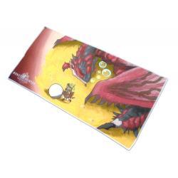 Monster Hunter World Toalla Rathalos & Palico Egg Quest 150 x 75 cm - Imagen 1