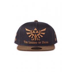 Legend of Zelda Gorra Snapback Badge - Imagen 1