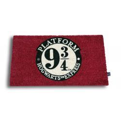 Harry Potter Felpudo Platform 9 3/4 43 x 72 cm - Imagen 1