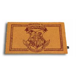 Harry Potter Felpudo Welcome To Hogwarts 43 x 72 cm - Imagen 1