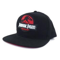 Jurassic Park Gorra Béisbol Red Logo - Imagen 1