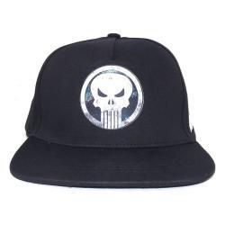Marvel Comics Punisher Gorra Béisbol Logo - Imagen 1