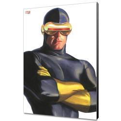 Marvel Avengers Collection Póster de madera Alex Ross - Cyclops 30 x 45 cm - Imagen 1