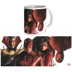Marvel Taza Marvel Knights by Alex Ross - Imagen 1