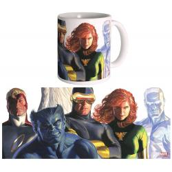 Marvel Taza The X-Men 01 by Alex Ross - Imagen 1
