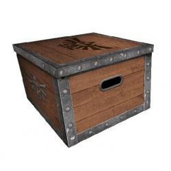 Legend of Zelda Caja de almacenamiento Treasure Chest (5) - Imagen 1