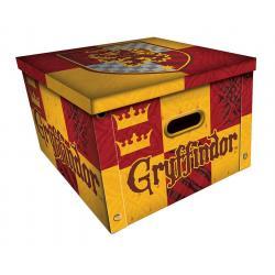 Harry Potter Caja de almacenamiento Gryffindor (5) - Imagen 1