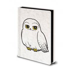 Harry Potter Libreta Premium A5 Hedwig Fluffy - Imagen 1