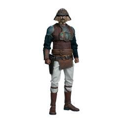 Star Wars Episode VI Figura 1/6 Lando Calrissian (Skiff Guard Version) 30 cm - Imagen 1