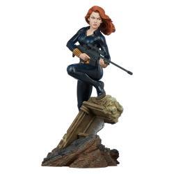 Avengers Assemble Estatua 1/5 Black Widow 37 cm - Imagen 1