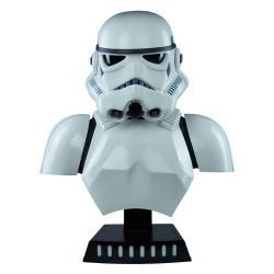 Star Wars Busto 1/1 Stormtrooper 68 cm - Imagen 1